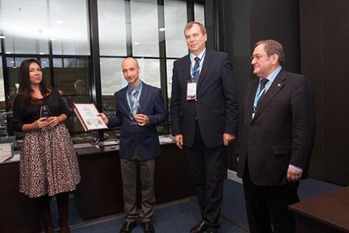 Робот «Бабочка» от Robotikum получил «академическую» премию на Петербургском Иннофоруме