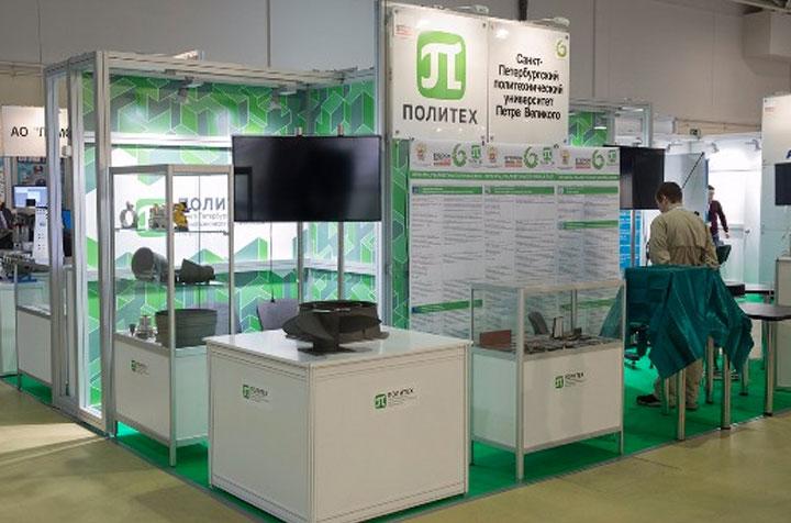 Апробация спецкурса Robotikum и участие в ВУЗПромЭкспо-2016